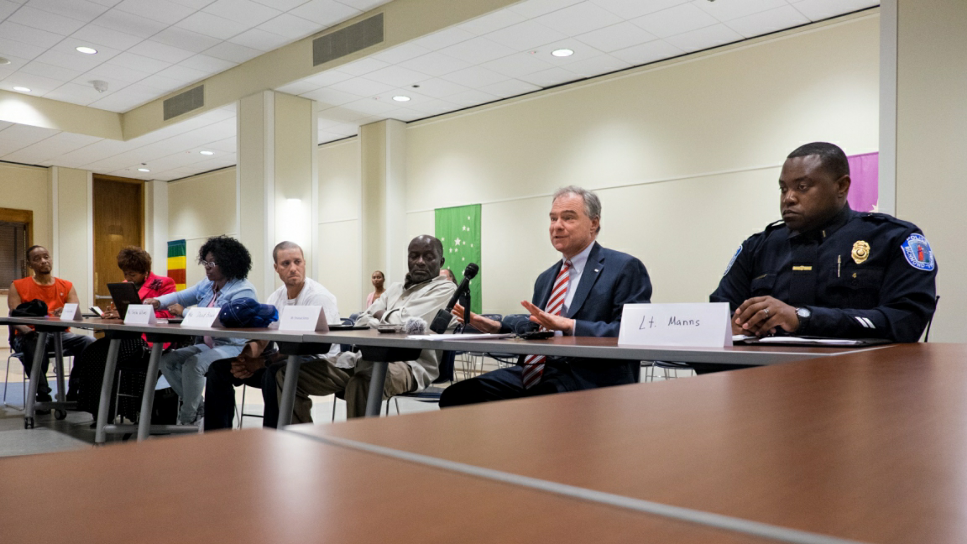 Criminal Justice Reform Roundtable Discussion